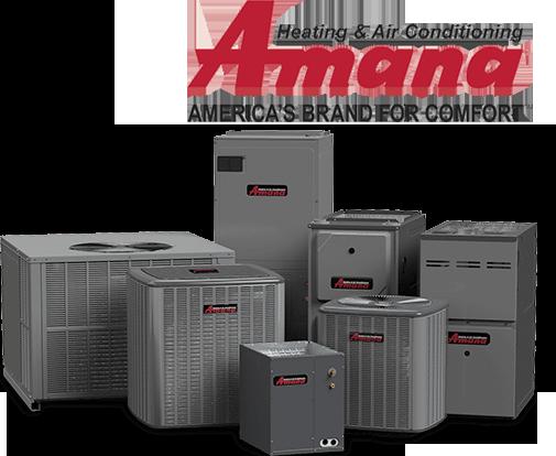 PMI AC Amana Air Conditioning